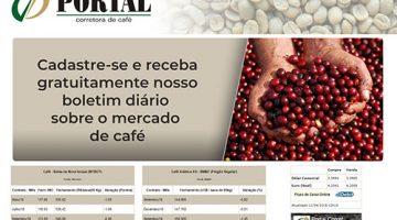 Portal Corretora de Café